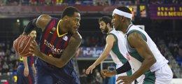 Foto: Barça y Bilbao se vengan de Sevilla y Gipuzkoa (ACB MEDIA)