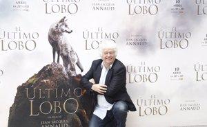 Foto: Jean Jacques Annaud presenta su nueva película: 'El Último Lobo' (EUROPA PRESS)