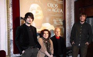 Foto: Charo López vuelve al teatro bajo la piel de la Celestina en 'Ojos de agua' (EUROPA PRESS/JOSEFINA BLANCO)