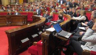 El Parlament encara la recta final de la legislatura amb 21 lleis pendents