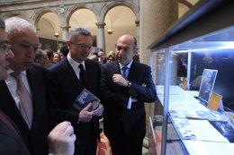 Foto: Quejas a Margallo por las trabas para consultar los fondos de Exteriores (EUROPA PRESS)