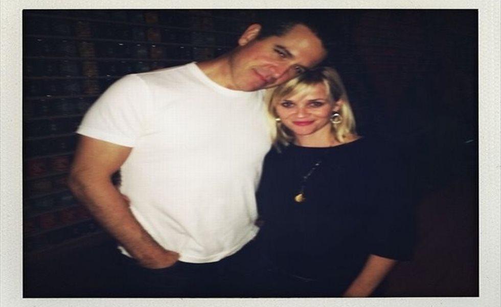 Reese Witherspoon celebra su cuarto año de casada