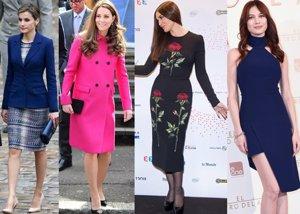 Foto: Las mejor vestidas de la semana (CORDON PRESS )