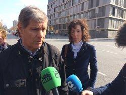 Foto: Fernández (PP) acusa Trias de convertir les municipals en plebiscitàries (EUROPA PRESS)