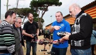 """'Drones' per a una """"agricultura de precisió"""" i per reactivar el teixit empresarial tecnològic"""