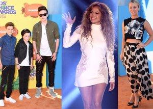 Foto: La moda joven de los Beckham, la de Angelina Jolie y más marcan tendencia (GETTY)