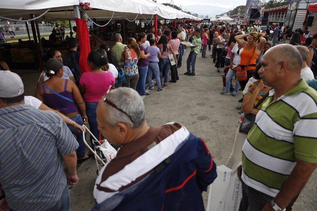 Foto: Las pescaderías venezolanas cierran por la escasez de productos
