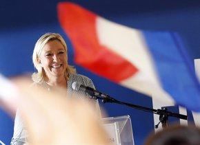 Foto: Le Pen cree que estas departamentales han sido