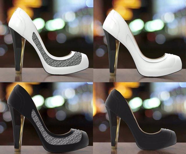 Foto: Volvorii Timeless, el zapato que combina con todo