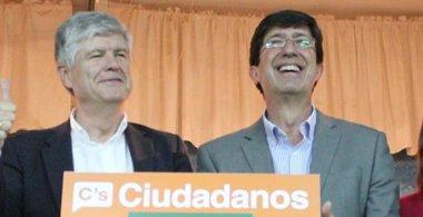 """Foto: Marín: C's no dará un """"cheque en blanco"""" a Díaz para """"hacer lo mismo"""" (EUROPA PRESS/CIUDADANOS)"""