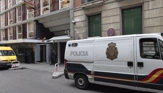 Se eleva a 15 los anarquistas detenidos, algunos de ellos vinculados con la colocación de una bomba en La Almudena