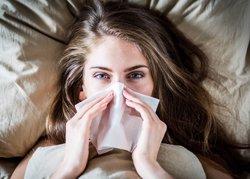 Foto: El 60% de les persones amb al·lèrgies respiratòries veu alterada la seva vida diària (CORDON PRESS)