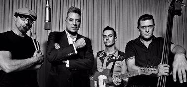 Foto: Loquillo presenta este lunes en Shoko Madrid su gira Código Rocker Tour 2015 (THE PROJECT)