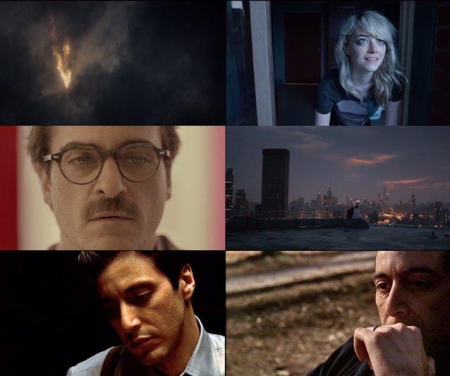 Foto: Un vídeo compara los principios y finales de 55 películas