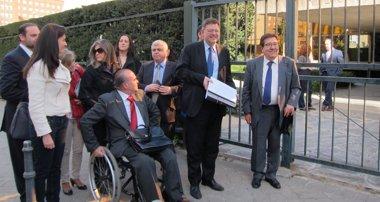 Foto: El PSOE recurre el copago en servicios sociales en la Comunidad Valenciana (EUROPA PRESS)