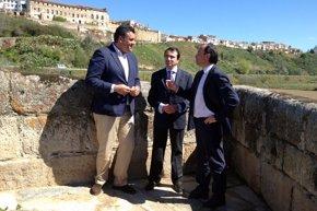 Foto: Diputación de Cáceres y la CHT invierten más de 233.000 euros en acondicionar el cauce del río Alagón en Coria (EUROPA PRESS)