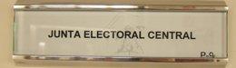 Foto: La JEC propone una fórmula para tratar a Podemos y Ciudadanos en campaña (EUROPA PRESS)