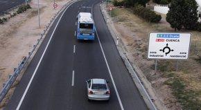 Foto: La 1ª Fase 'Semana Santa 2015' se salda con un accidente mortal, un 66% menos que el año anterior (EUROPA PRESS)