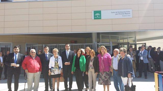 Foto: Nuevo Centro de Participación Activa de Alcalá la Real