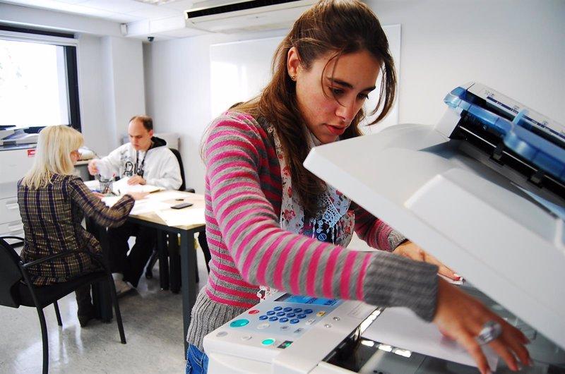 Un 50 de alumnos discapacitados logra un empleo en - Fundacion carmen pardo valcarce ...