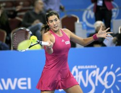 Foto: Tenis/Miami.- Muguruza s'acomiada de Miami en tercera ronda (WTA TOC)
