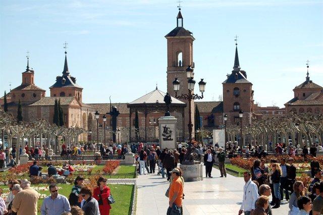 Foto: Una treintena de restaurantes de Alcalá (Madrid) ofrecen los platos con los que participan en el II Alcalá Gastronómica