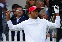 Foto: Tiger Woods sale del 'Top 100' del golf mundial (REUTERS)