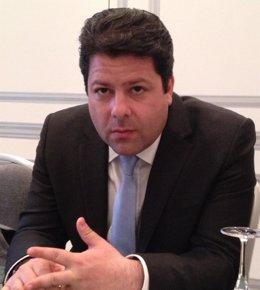 Foto: Picardo envía al Parlamento su proyecto para convocar referendos (EUROPA PRESS)