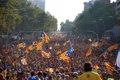 PARTIDOS Y ENTIDADES FIRMAN UN NUEVO PREACUERDO QUE FIJA LA INDEPENDENCIA DE CATALUNA EN ANO Y MEDIO