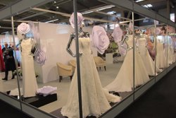 Foto: La Barcelona Bridal Week triplica compradors internacionals (EUROPA PRESS)