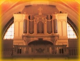 Foto: El órgano protagoniza el Ciclo Caja Cantabria de Músicas Religiosa (MUSEO DIOCESANO DE SANTILLANA DEL MAR)