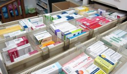 Foto: El gasto farmacéutico del SNS sube un 2,5% en febrero (EUROPA PRESS)