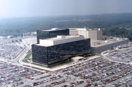 Foto: El FBI descarta que el incidente en la sede de la NSA sea un acto terrorista (REUTERS)