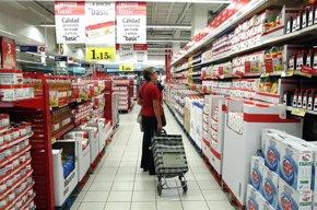 Foto: La facturación del comercio minorista aumenta en C-LM un 1,2% desde 2014 (EUROPA PRESS)