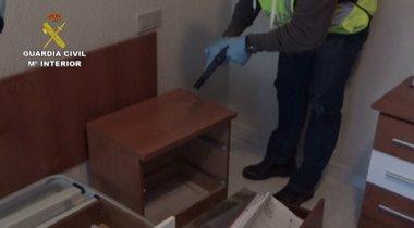 Foto: Siete detenidos por un tiroteo en Pilas durante una compraventa de droga (GC/EUROPA PRESS)