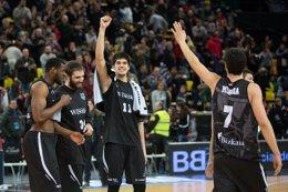 """Foto: Marko Todorovic: """"Este premio es por el trabajo constante"""" (ACB PHOTO)"""