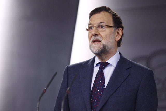 """Foto: Rajoy sobre Bárcenas: """"Sobre este asunto no tengo nada más que decir, estoy a lo que digan los tribunales"""""""