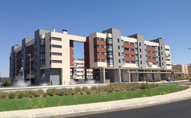 Foto: El Euríbor cierra marzo en el 0,212% y abaratará las hipotecas en 240 euros (EUROPA PRESS)