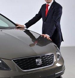 Foto: Motor.- Sébastien Guigues, nou director de Vendes de Seat Espanya (SEAT)