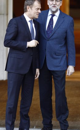 Foto: Tusk abordará en Túnez posibles ayudas europeas a su transición democrática (EUROPA PRESS)