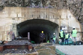 Foto: Subdelegación aprueba el plan de voladuras que permitirá la explotación de las minas de Riotinto (Europa Press/Archivo)