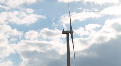 Foto: La eólica lidera la generación de electricidad en el trimestre (EUROPA PRESS)