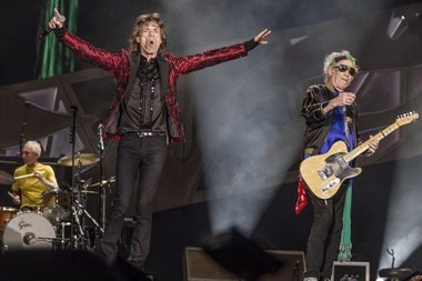 Foto: The Rolling Stones iniciarán el 24 de mayo una nueva gira por Norteamérica (EUROPA PRESS)