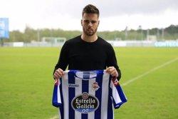 Foto: Miguel Cardoso renova pel Deportivo amb fitxa del primer equip (DEPORTIVO)