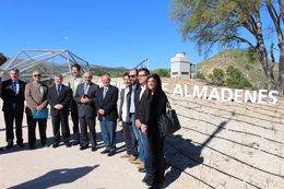 """Foto: Centro de Interpretación de Almadenes, """"revulsivo para impulsar el turismo"""" (GOBIERNO REGIONAL)"""