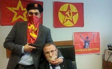 Foto: Las autoridades negocian con los secuestradores de un fiscal en Estambul (TWITTER)