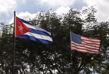 """Foto: Cuba y EEUU sientan """"las bases"""" para seguir hablando de DDHH (ENRIQUE DE LA OSA / REUTERS)"""