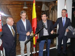Foto: Patrimonio etnográfico e historia naval, en el 'Real Astillero de Guarnizo' (AYTO)