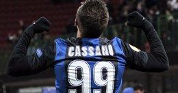"""Foto: Cassano asegura que echa de menos """"a muerte"""" el fútbol (ALESSANDRO GAROFALO / REUTERS)"""