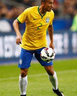 Foto: El brasileño Danilo, nuevo jugador del Real Madrid (GETTY)